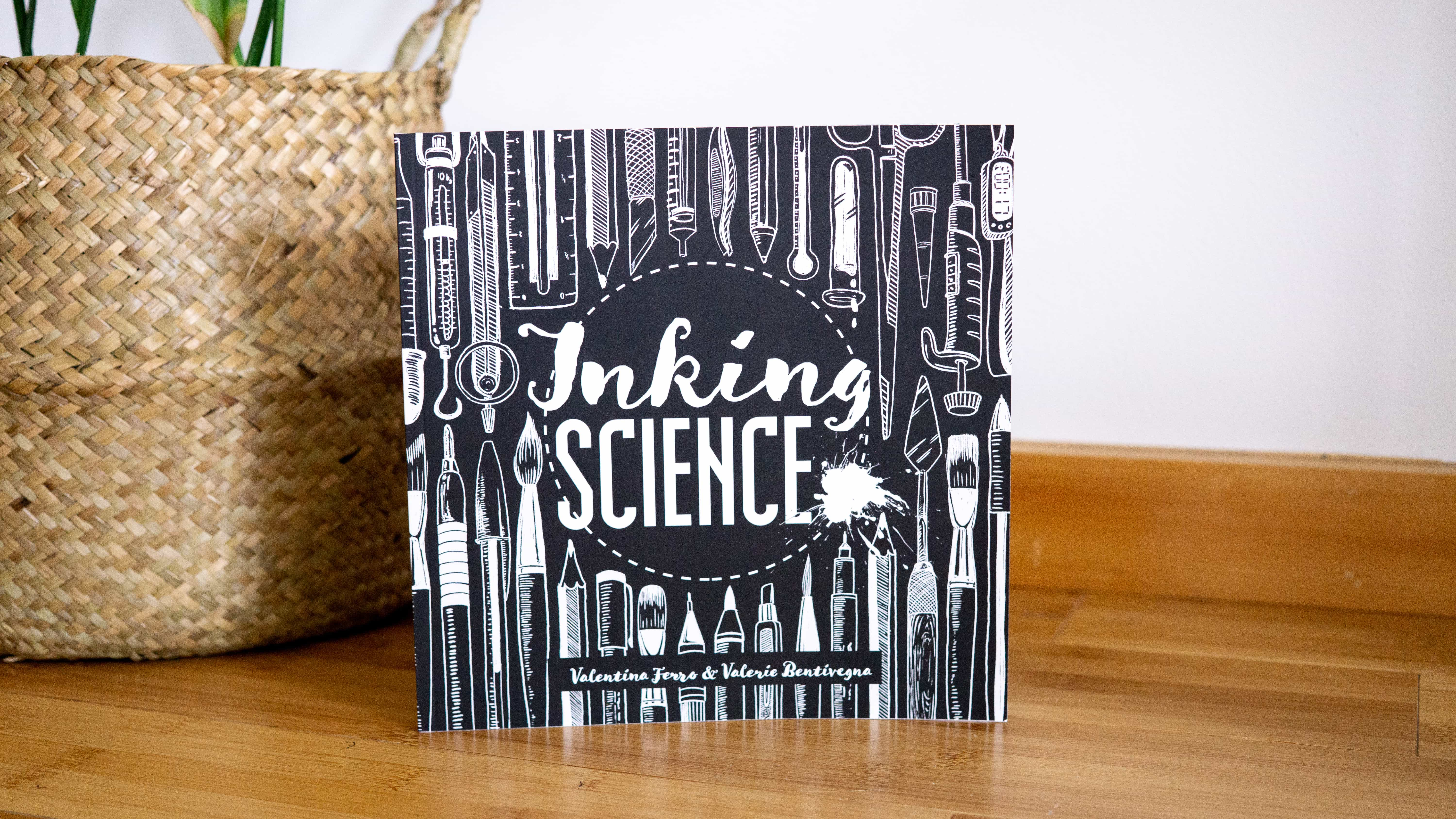 Inking Science (paperback)