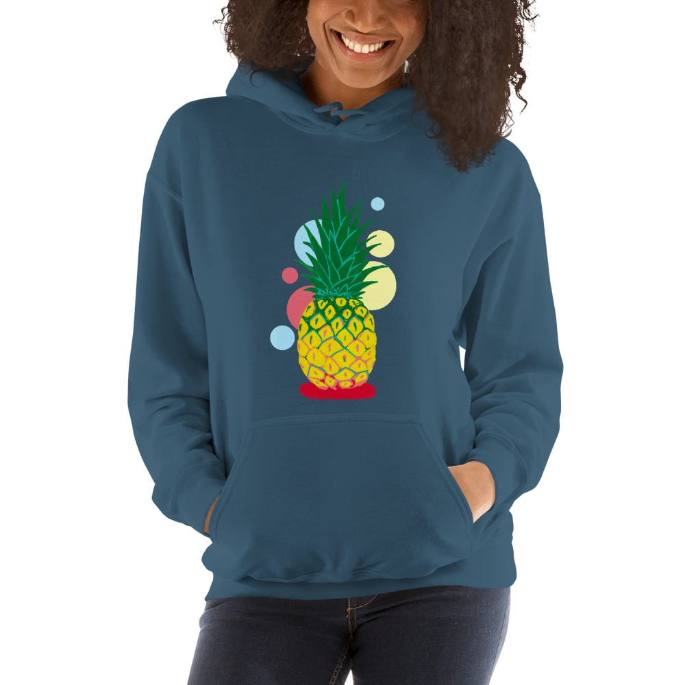 Pineapple Hooded Sweatshirt